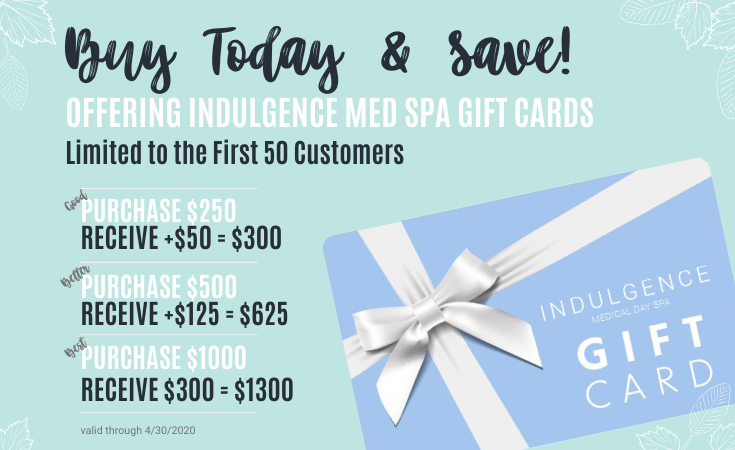 gift card specials