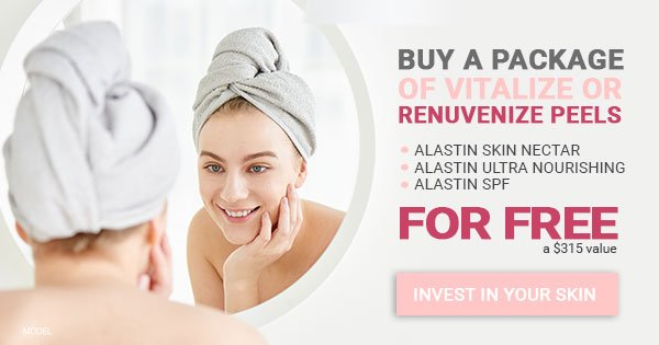 October Free Skincare Special